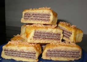 Resep Kue Kering Wafer Coklat Resep Masakan Nusantara