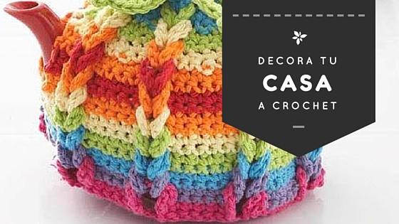 Colecci n decora tu casa a crochet ctejidas for Decora tu casa tu mismo