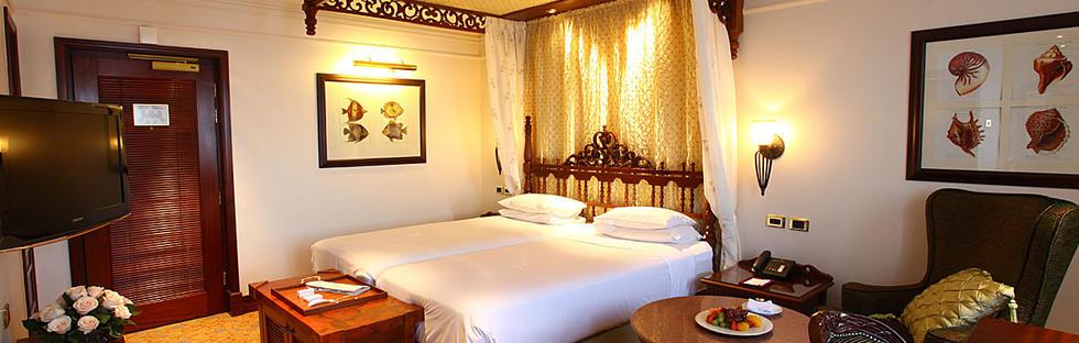 Polana Serena Hotel room
