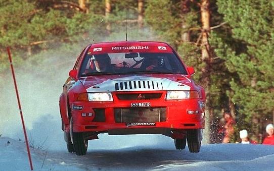Resultado de imagem para lancer evo vi wrc 1999 sweden