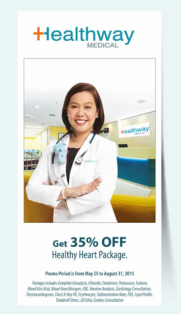 Metrobank Credit Card: Healthway Medical M Here Exclusive