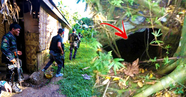 LOOK: Alleged Hide-out Of Abu Sayyaf In Bohol Finally Revealed! What They Found Around These Caves Are Definitely Shocking!