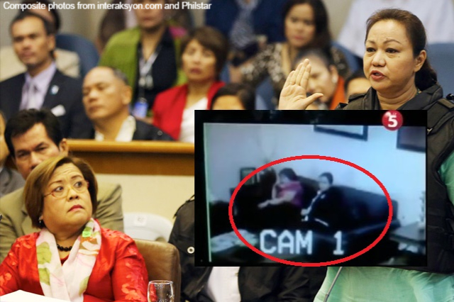 Former NBI Deputy Director confirms De Lima and Napoles alleged meeting, releases CCTV footage
