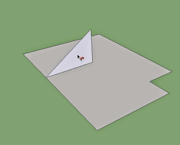 Membuat atap pada sketchup Vray Sketchup TUT