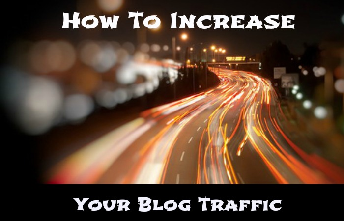 Improve Blog Traffic