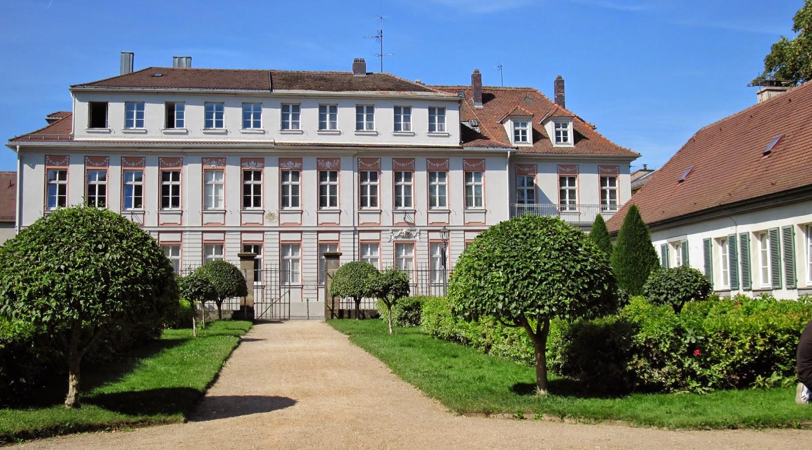 Rothenblog Das Haus Feuerbach in Ansbach