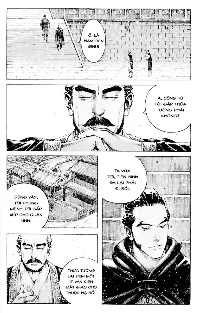 Hỏa phụng liêu nguyên Chương 410: Quấn lấy không buông [Remake] trang 9