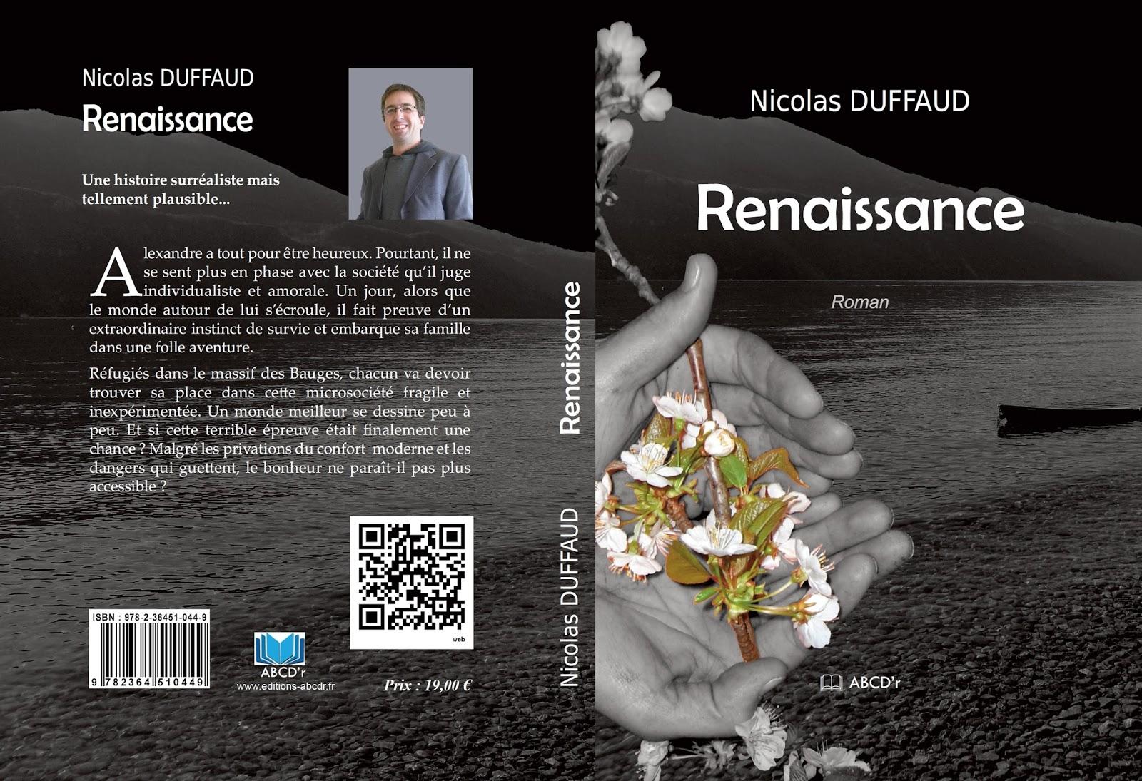 Renaissance, les objectifs du livre