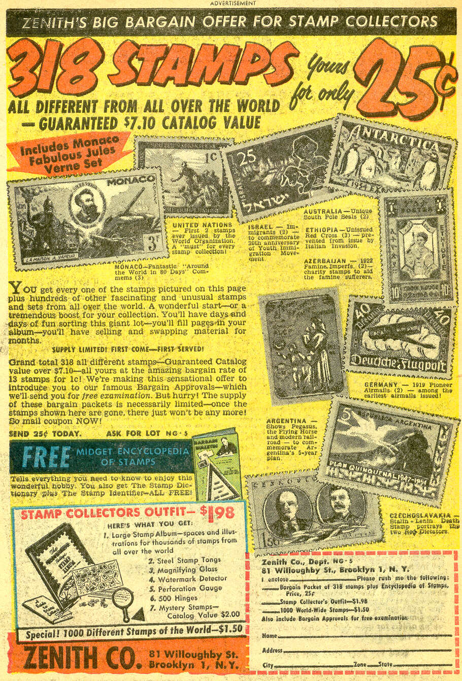 Read online Detective Comics (1937) comic -  Issue #229 - 34