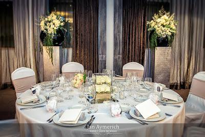 decoración salones de boda