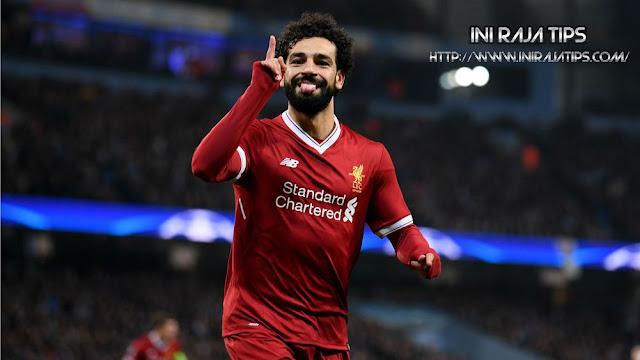 Mohamed Salah Perpanjang kontraknya bersama Liverpool