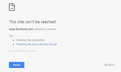 Blokir Website Dengan Static DNS MikroTik