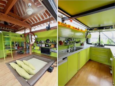 desain rumah bergaya korea ~ gambar rumah idaman