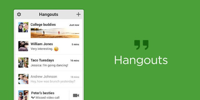 Hangouts v11.0.12 APK Update : Video Messaging Support For Some More Android Devices