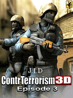 Contrterrorism 3d episode 3 320x240 : Tomorrowland release