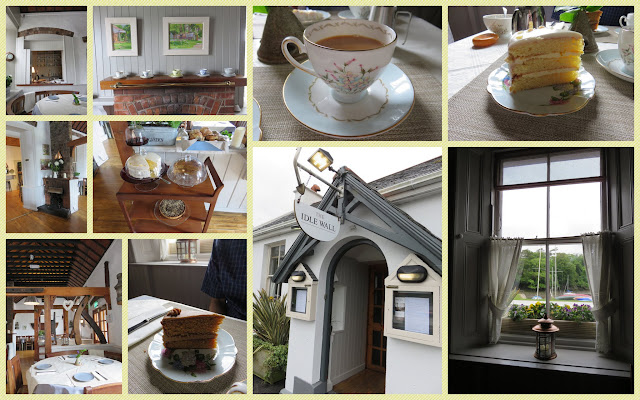Westport, County Mayo, Ireland - Tea and Cake at Idle Wall