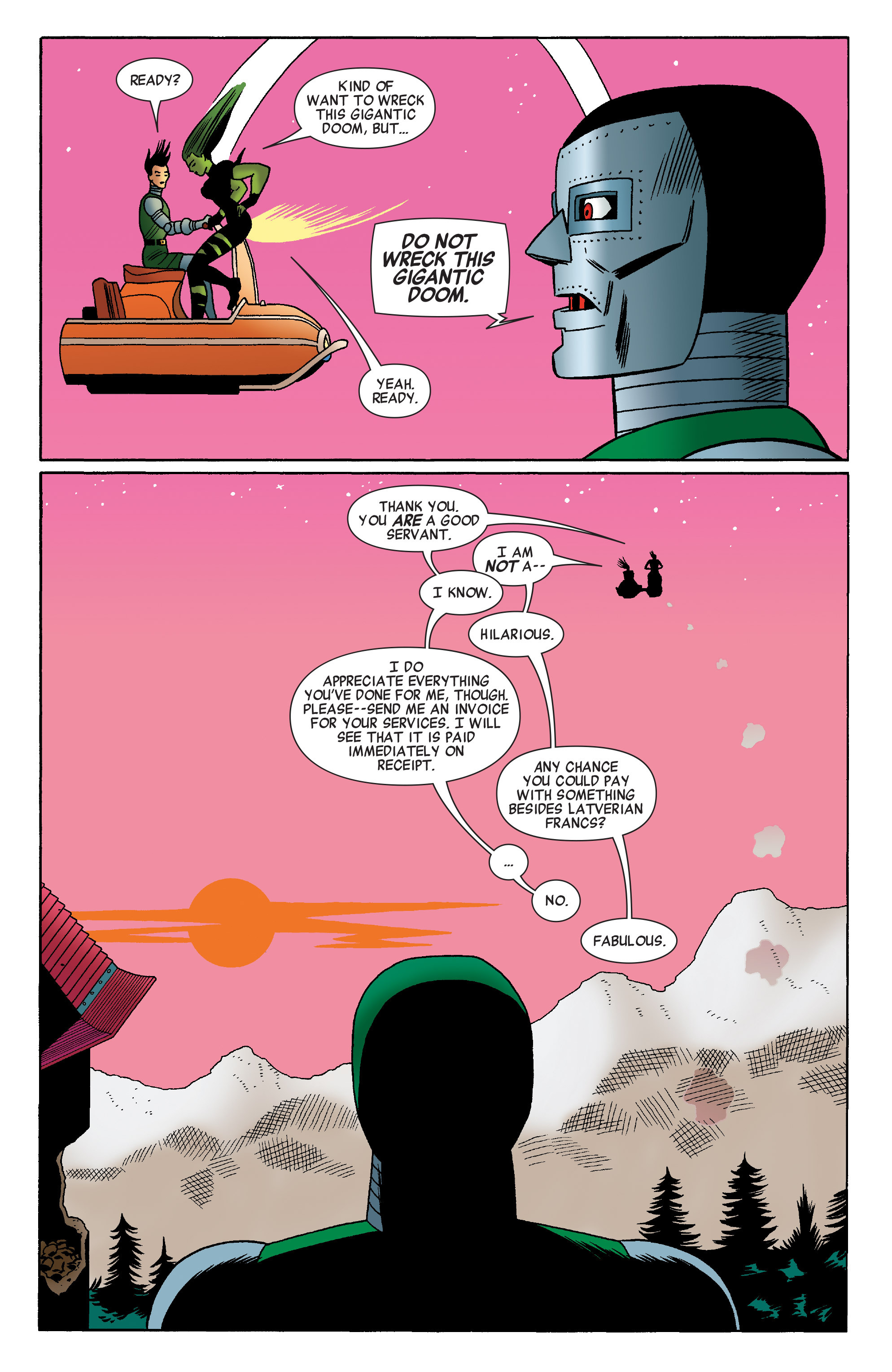 Read online She-Hulk (2014) comic -  Issue #4 - 16