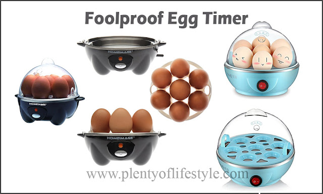 Best Kitchen Tools and Gadgets for Men Foolproof Egg Timer