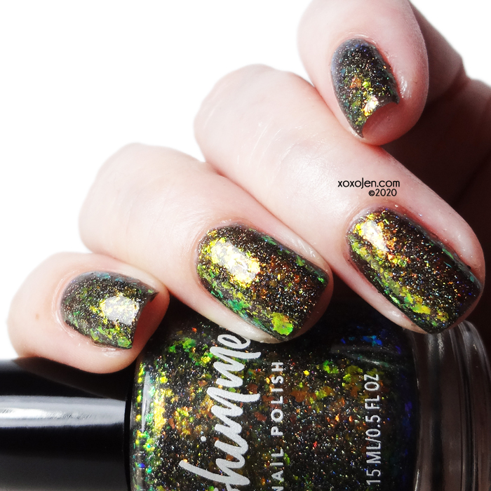 xoxoJen's swatch of KBShimmer Hanging With My Grill Friends