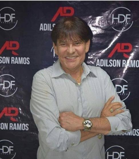 POR RONALDO MORELLE: Adilson Ramos, um dos maiores nomes da nossa música.