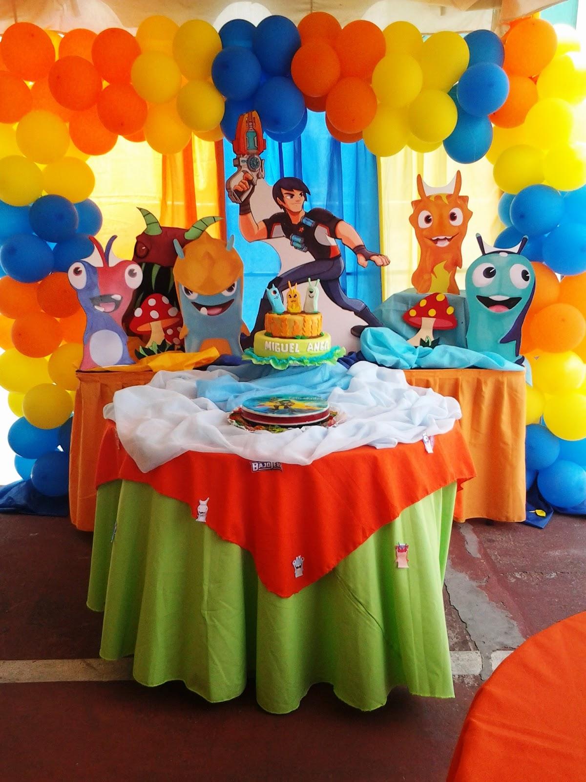 Pkelandia Fiesta De Bajoterra Cumplea 241 Os De Miguel Angel
