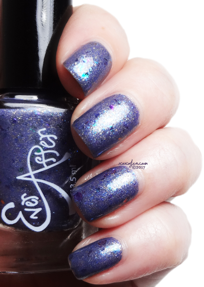 xoxoJen's swatch of Ever After Across The Universe