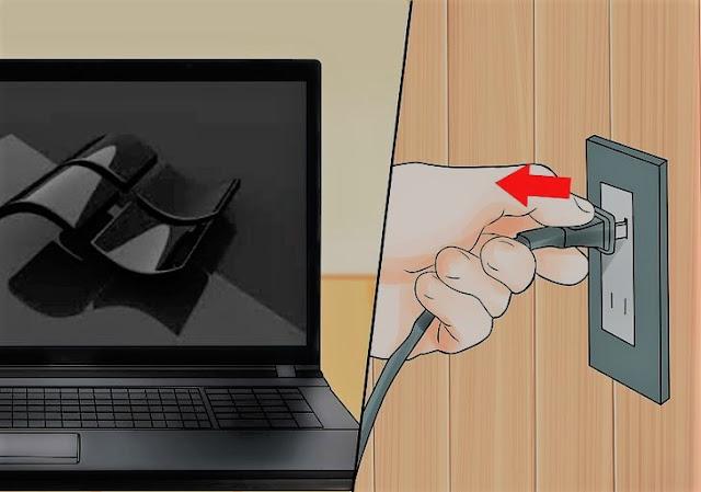 ALAMAK! AIR TERTUMPAH PADA LAPTOP APA PERLU BUAT | OK COMPUTER SOLUTION 9