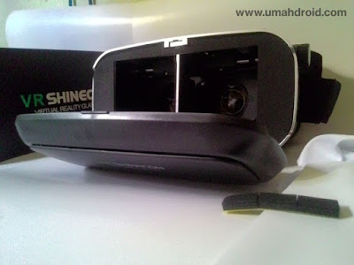 Review VR Shinecon Ukuran Smartphone