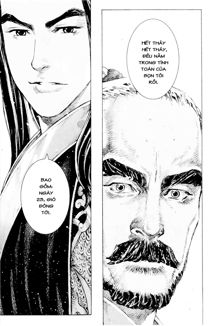 Hỏa phụng liêu nguyên Chương 411: Sơn hậu hữu sơn [Remake] trang 14