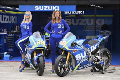 Suzuki MotoGP 2017