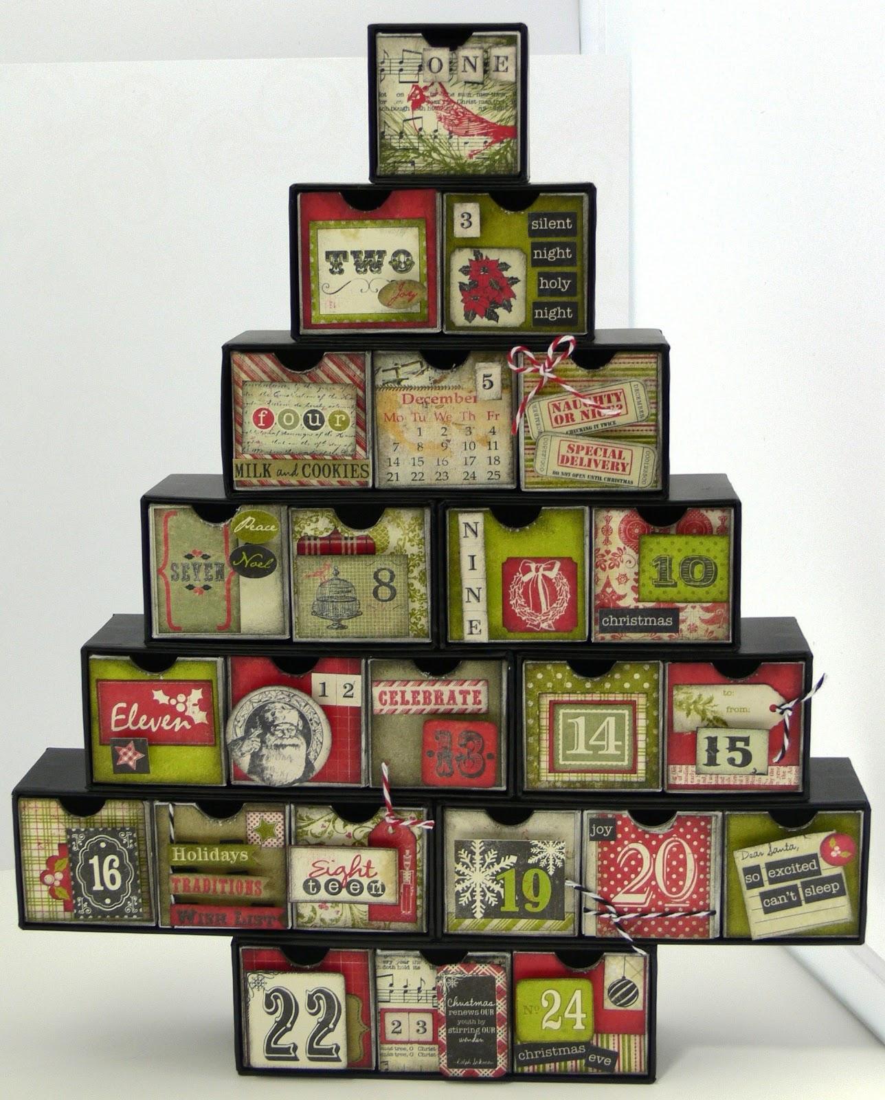 A Festive Advent Calendar
