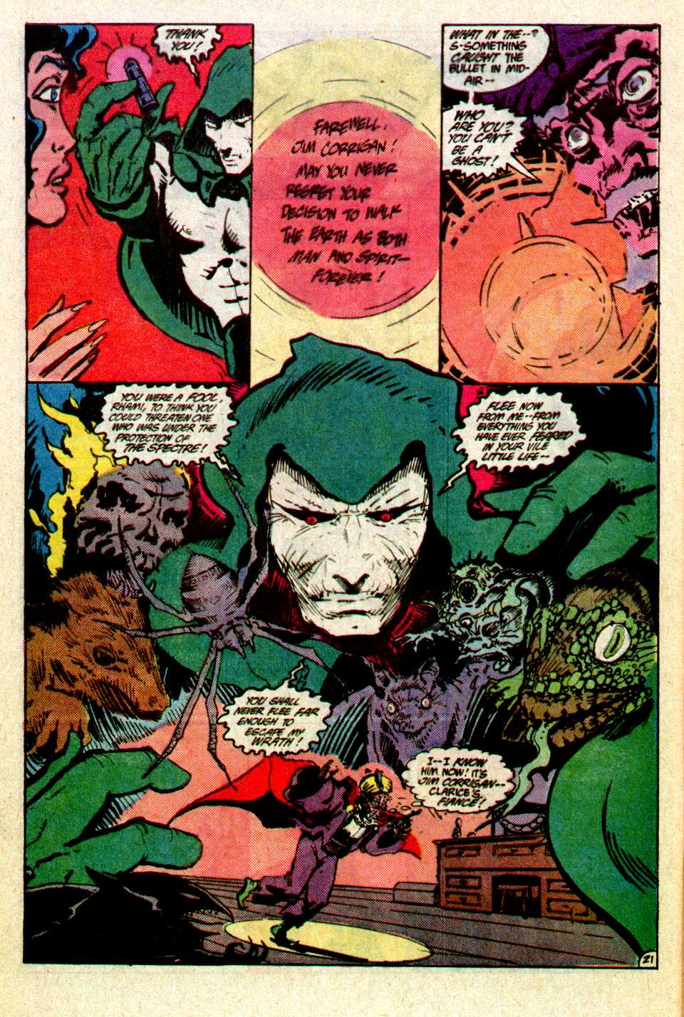 Read online Secret Origins (1986) comic -  Issue #15 - 43