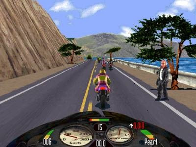 Road Rash 2002 For PC Free Download