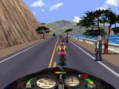 Road Rash 2002 For PC