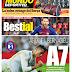 Así vienen las portadas de la prensa deportiva del jueves 21 de septiembre de 2017