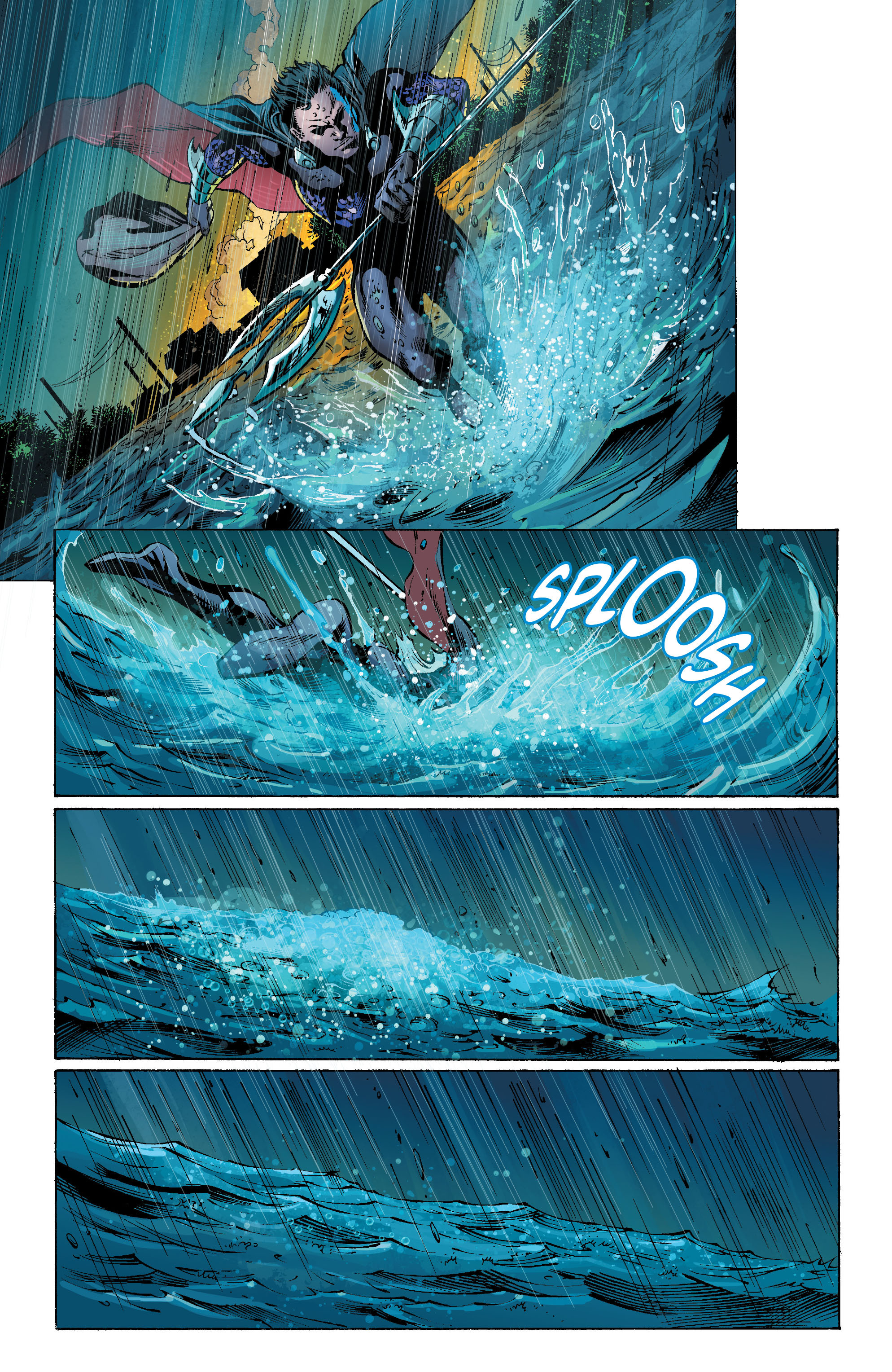 Read online Aquaman (2011) comic -  Issue #23.2 - 19