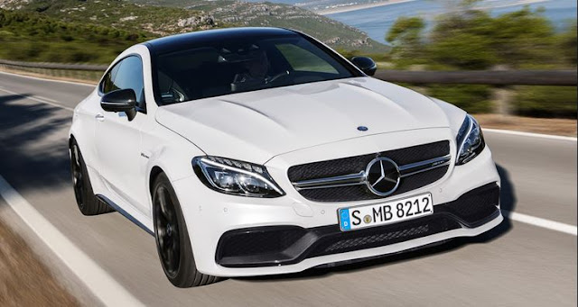 2017 Mercedes-AMG C63 S Coupe Reviews and Price