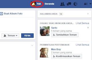 5 Langkah menganti tanggal lahir di facebook