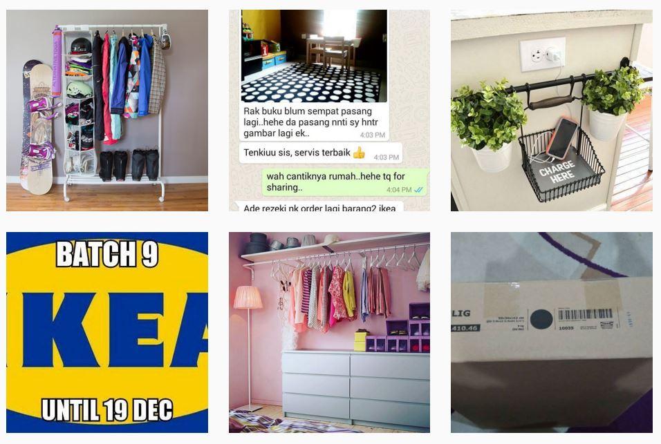 Kalau Orang Shah Alam Yang Nak Beli Barang Ikea Tapi Malas Beratur Panjang Penat Pusing Cari Boleh Contact Kami