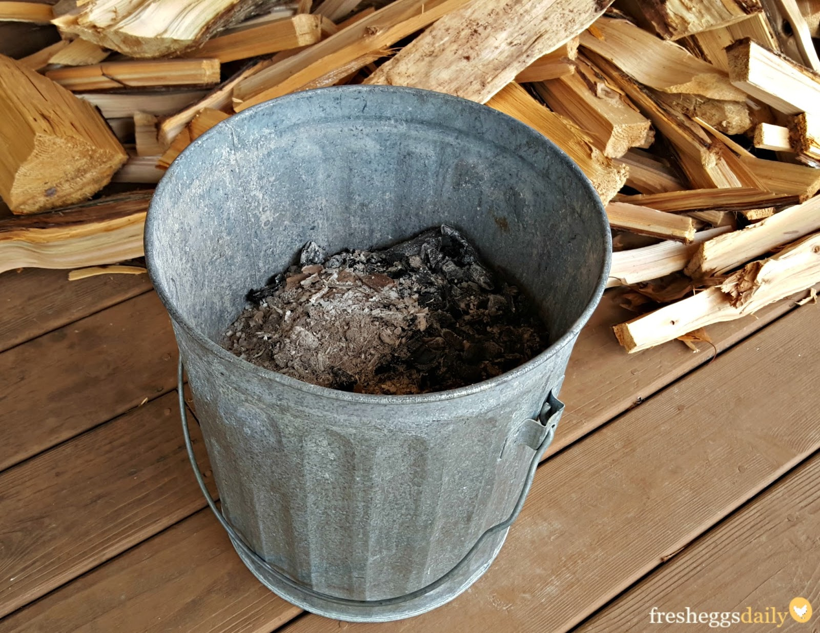 12 Great Uses for Wood Ash in Your Coop, Home and Garden