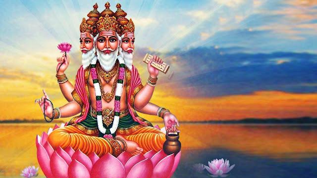 Best Lord Brahma HD Wallpaper For Your Mobile & Desktop