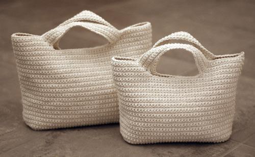 Capazo de Crochet Patron
