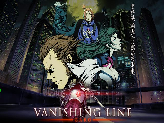 Garo: Vanishing Line anime