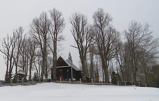 Cerkiew pw. św. Dymitra Męczennika w Czarnej.