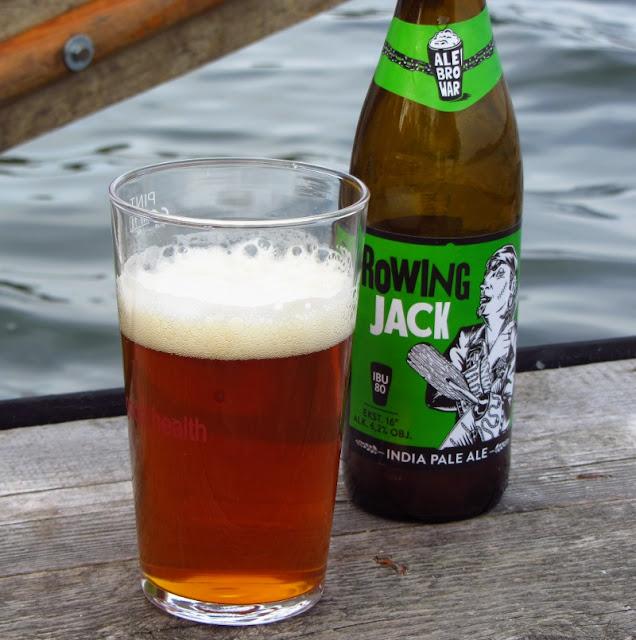 Rowing Jack | AleBrowar