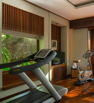 Maia Luxury Resort & Spa fitness centre