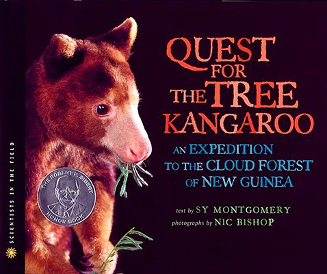 Reading: Quest for the Tree Kangaroo: An Expedition to the Cloud Forest of New Guinea