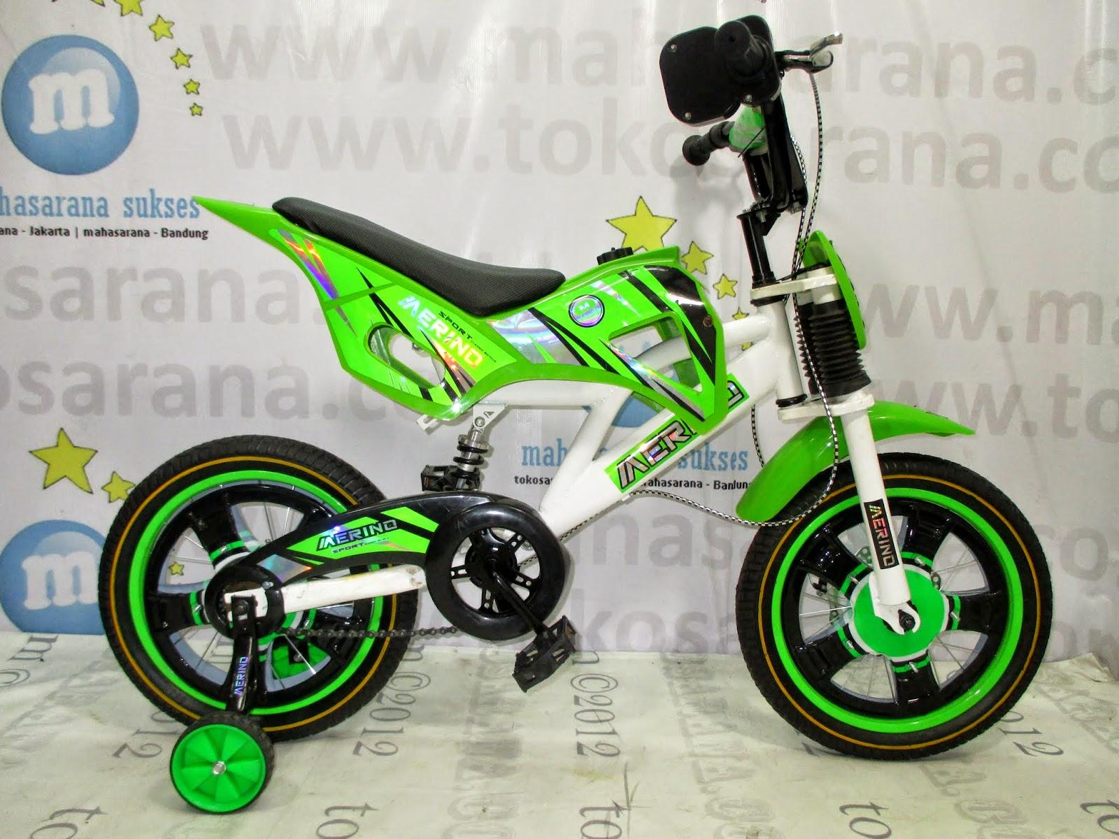 tokosarana™ | Mahasarana Sukses™: Sepeda Anak Merino