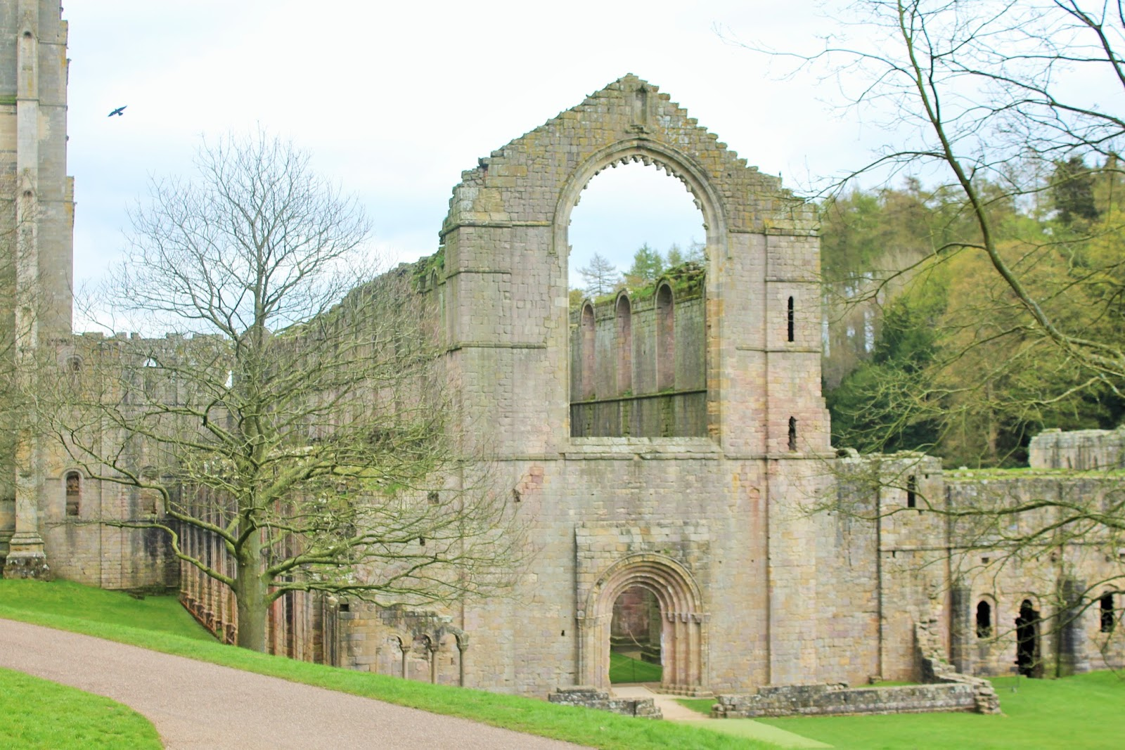 A Trip to North Yorkshire 44 - Fountains Abbey