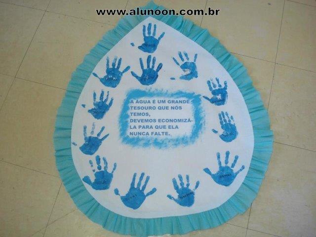 62 Ideias Para O Dia Da água Só Escola